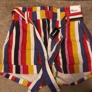 Colorful Express shorts